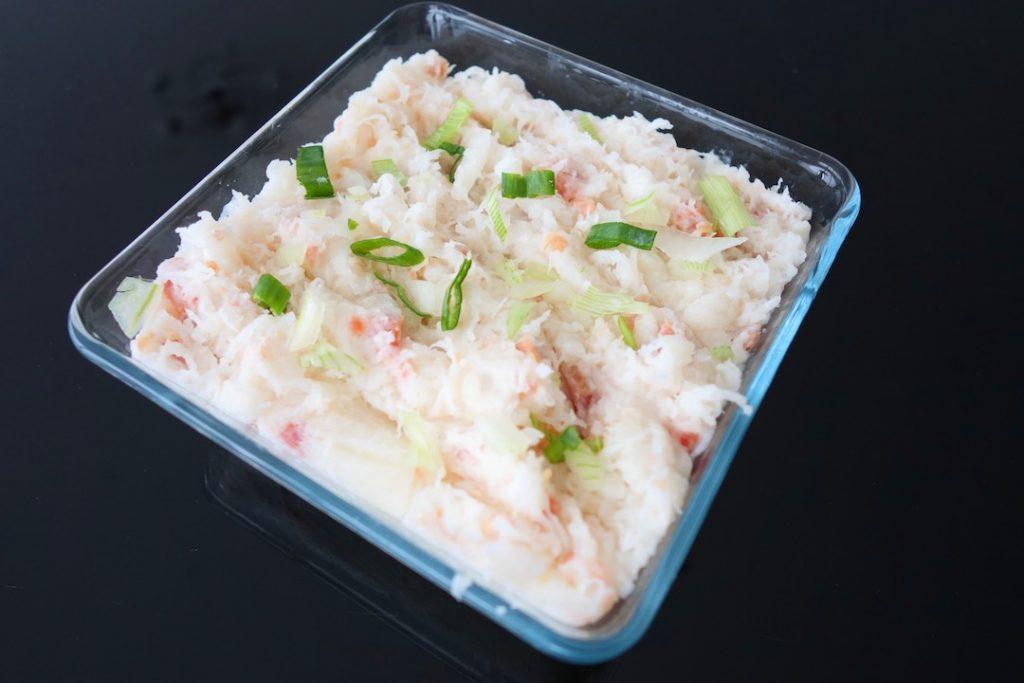 Fried white radish (lor bak go)