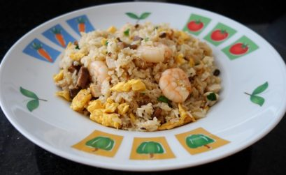 yeung chow fried rice