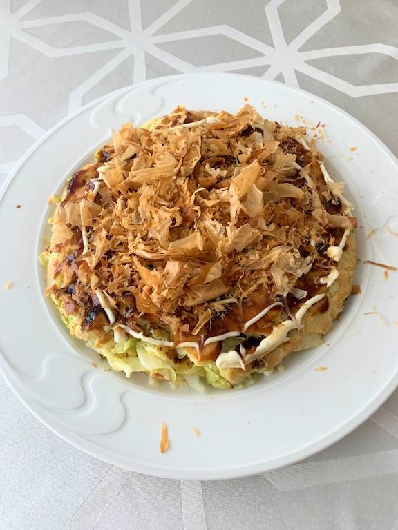homemade okonomiyaki recipe