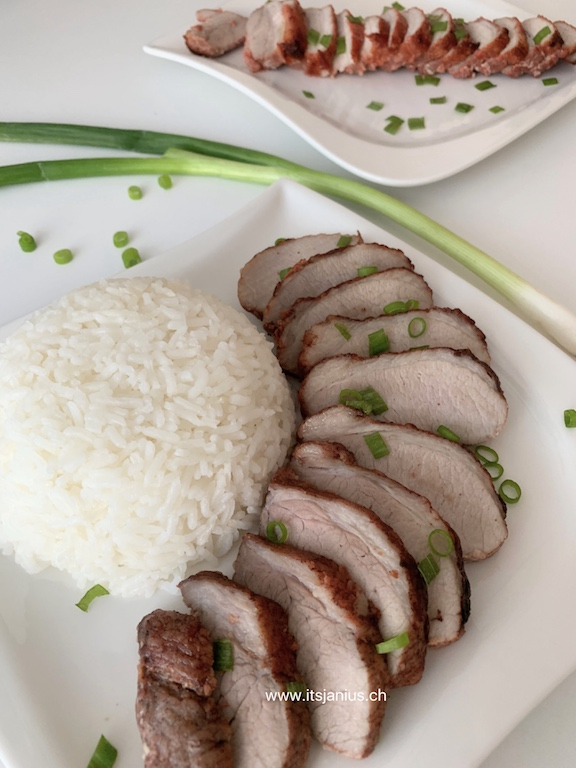 Chinese Char Siu Pork Recipe (Chinese BBQ Pork