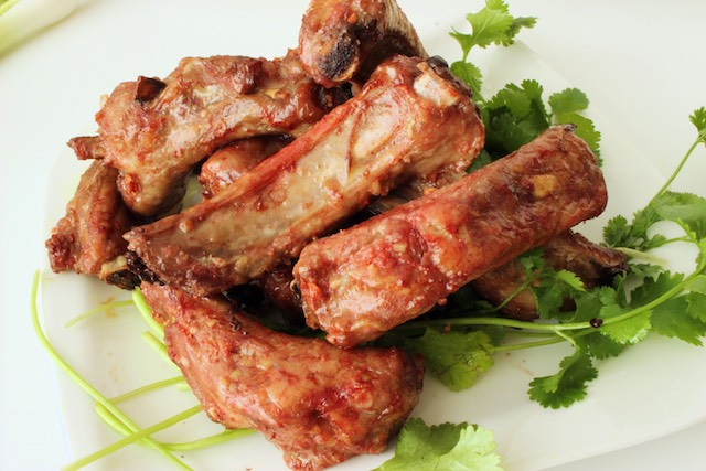 Chinese Barbeque Ribs