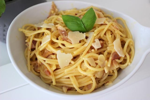 Simple Carbonara Recipe